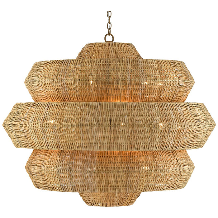 Currey and Company Antibes Grande Chandelier