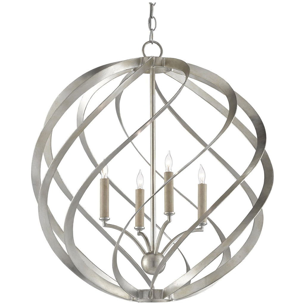 Currey and Company Roussel Orb Chandelier