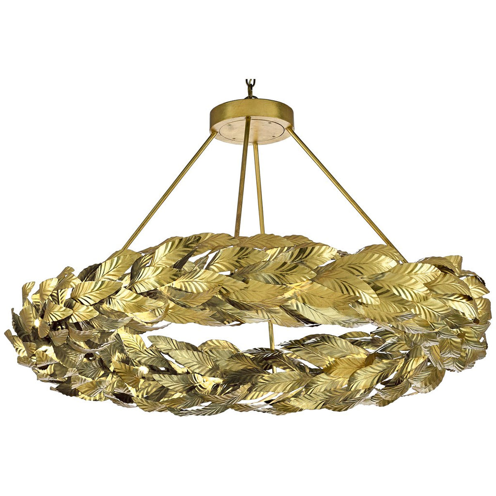 Currey and Company Apollo Chandelier