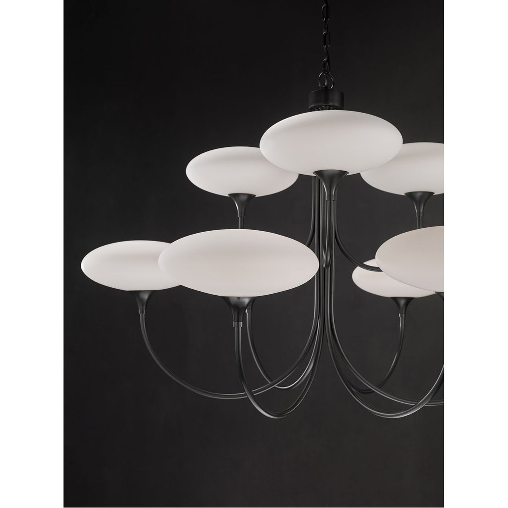 Currey and Company Solfeggio Large Chandelier