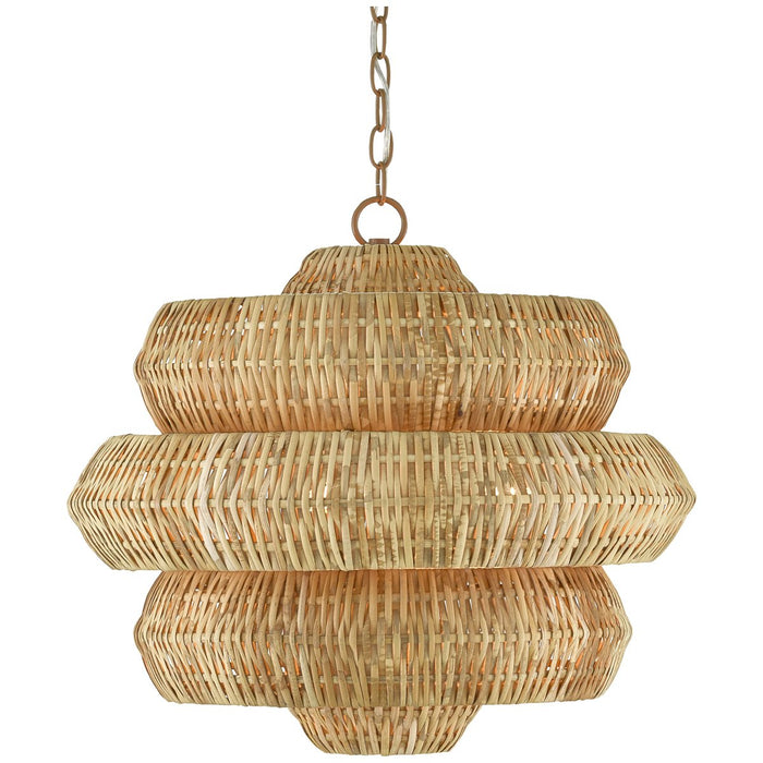 Currey and Company Antibes Small Chandelier