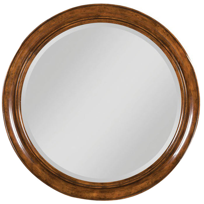 Woodbridge Furniture Bordeaux Round Mirror
