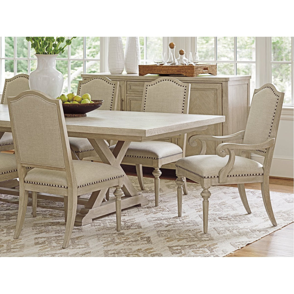Lexington Malibu Aidan Upholstered Arm Chair