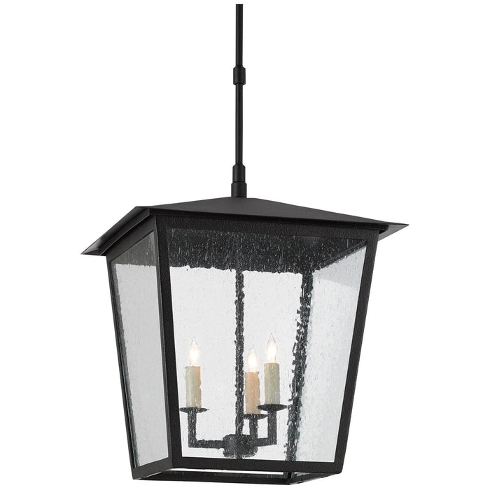 Currey and Company Bening Large Outdoor Lantern