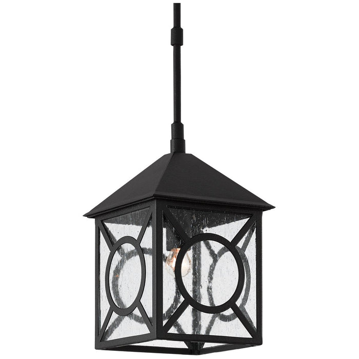Currey and Company Ripley Small Outdoor Lantern