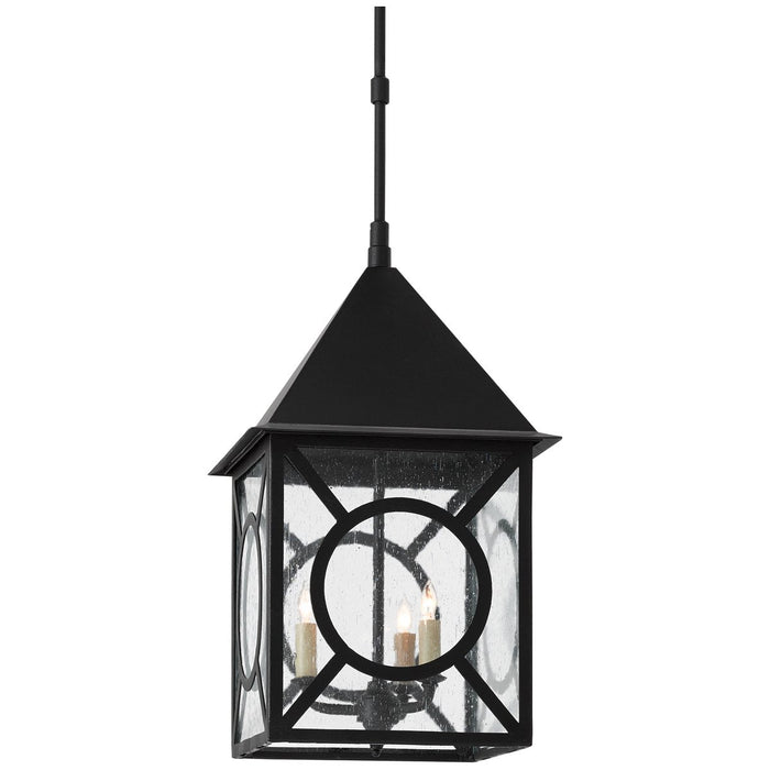 Currey and Company Ripley Large Outdoor Lantern