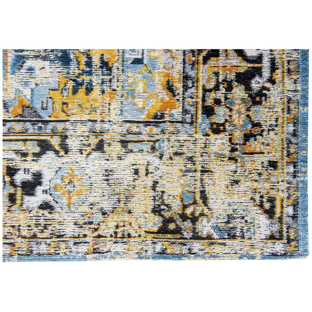 Louis de Poortere Antiquarian Heriz Antique 8704 Amir Gold Rug