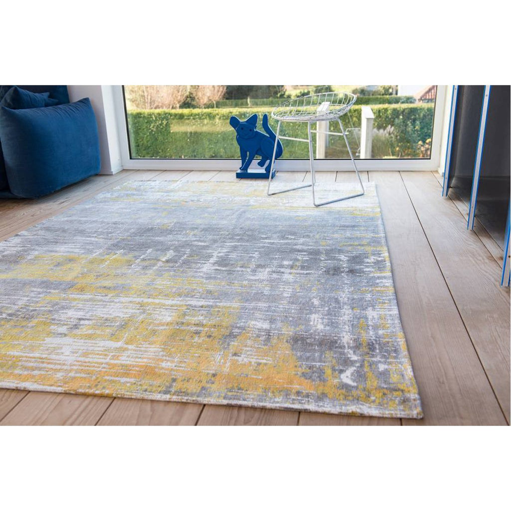 Louis de Poortere Atlantic Streaks 8715 Sea Bright Sunny Rug