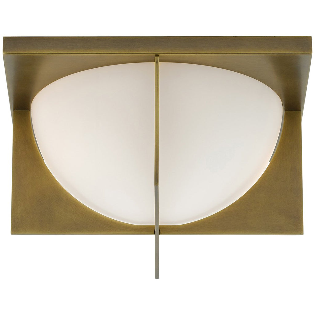 Currey and Company Lucas Flush Mount