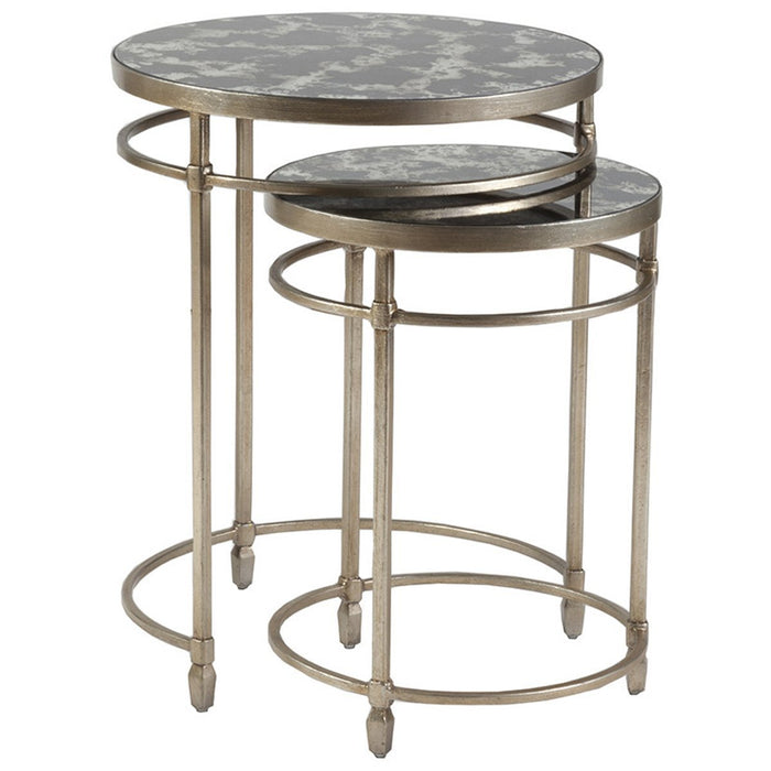 Artistica Home Colette Round Nesting Tables 01-2022-958