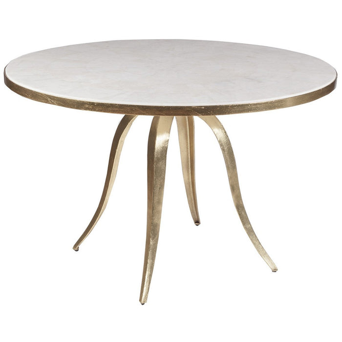 Artistica Home Crystal Stone Round Dining Table 01-2023-870C
