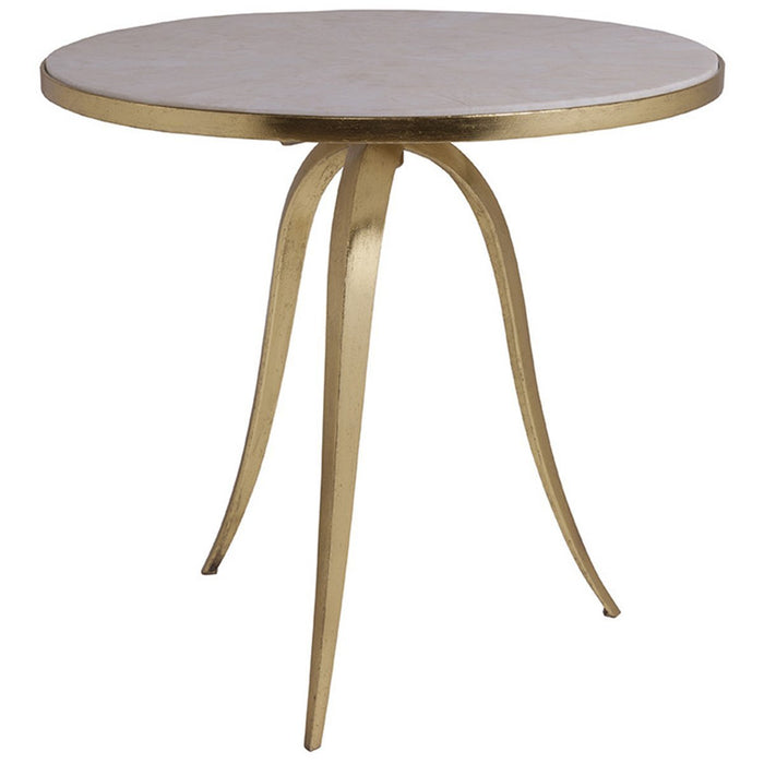 Artistica Home Crystal Stone Round End Table 01-2023-950