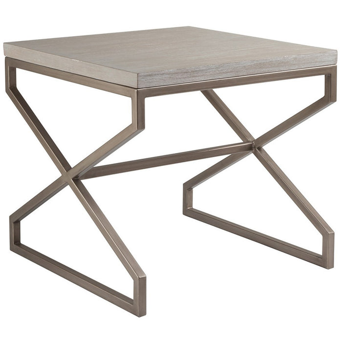 Artistica Home Edict Square End Table 01-2088-957