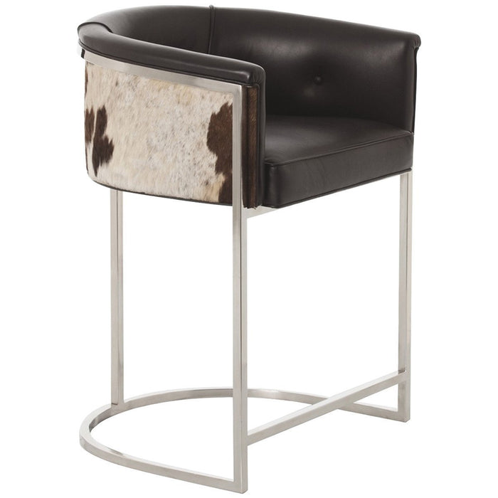 Arteriors Calvin Low Bar Stool