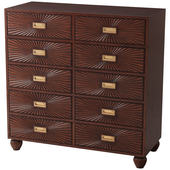 Theodore Alexander Scott Chest of Drawers