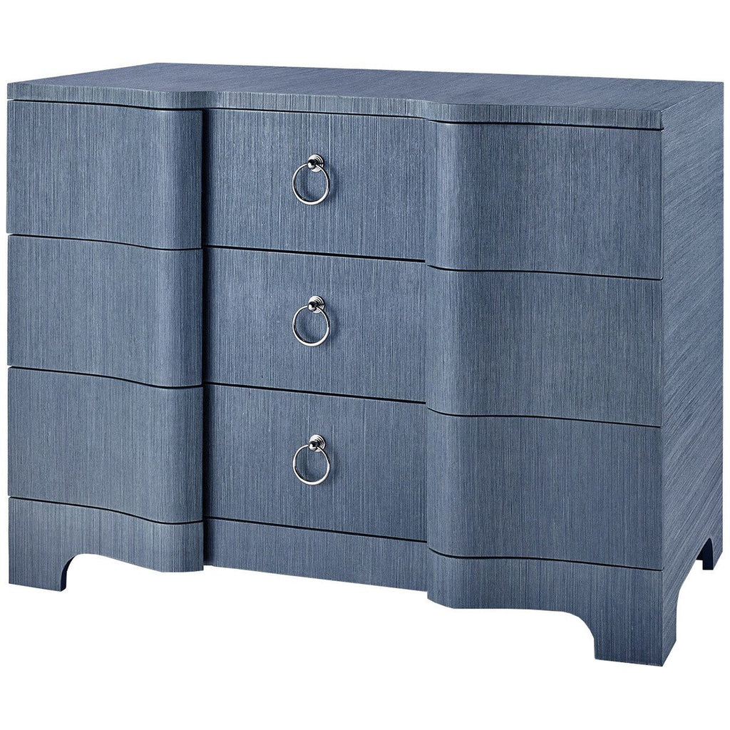 Bungalow 5 Bardot Large 3-Drawer Chest