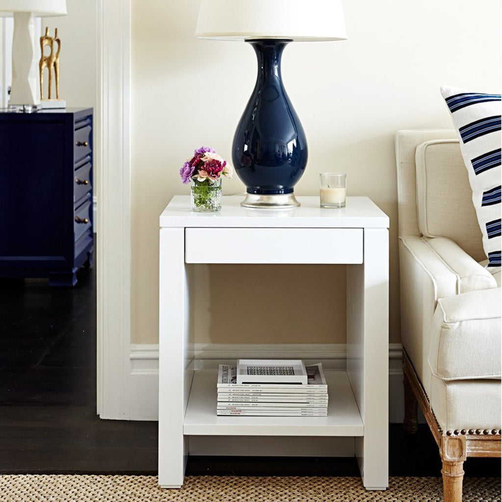 Bungalow 5 Odom 1 Drawer Side Table