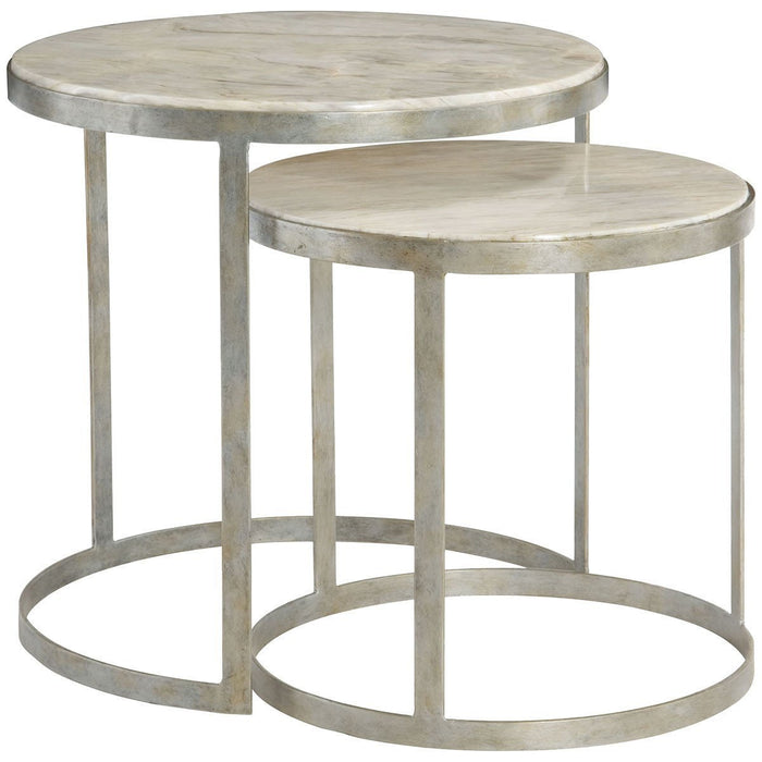 Bernhardt Interiors Tiffin Nesting Tables