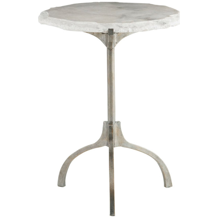 Bernhardt Interiors Hadera Chairside Table