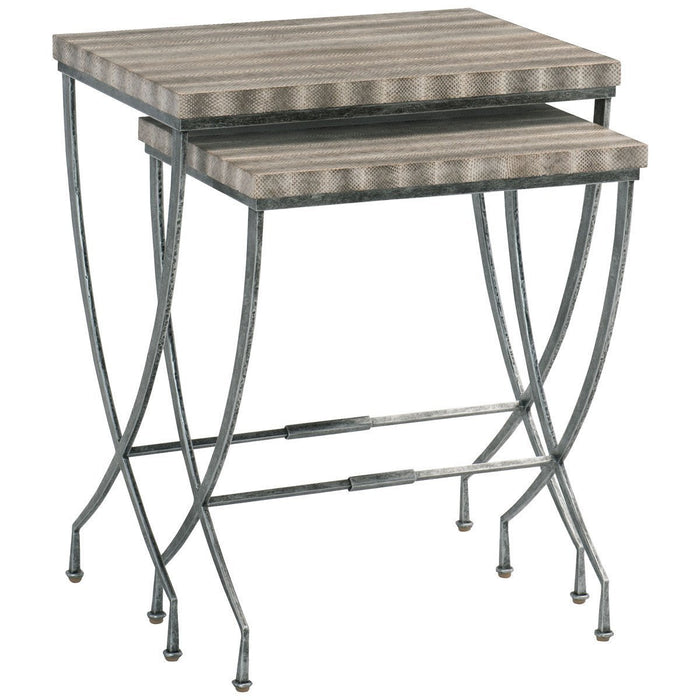 Bernhardt Interiors Wyman Nesting Tables