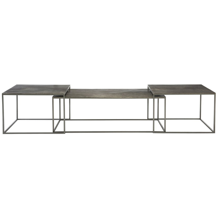 Bernhardt Interiors Eaton Nesting Cocktail Table