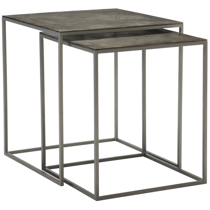 Bernhardt Interiors Eaton Nesting Table