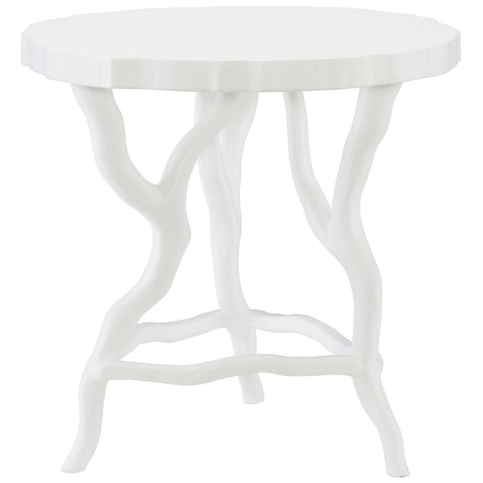 Bernhardt Interiors Arbor Round Chairside Table