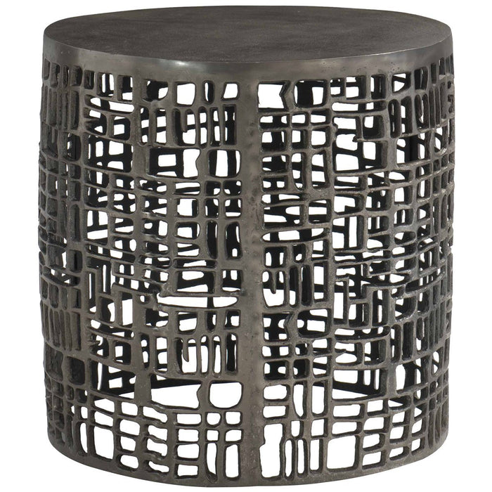 Bernhardt Interiors Aaron Chairside Table