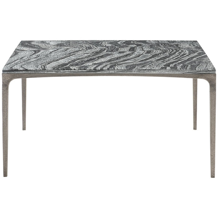 Bernhardt Interiors Strata Marble Cocktail Table