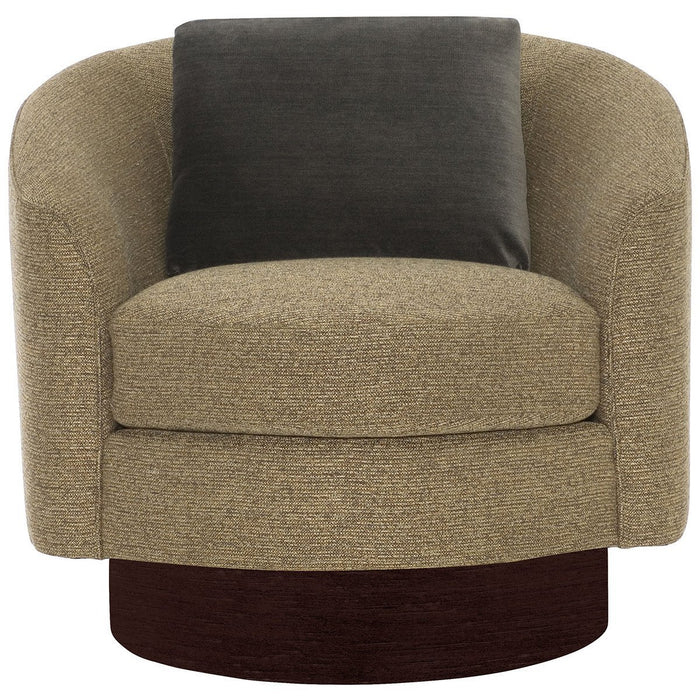 Bernhardt Interiors Camino Swivel Chair