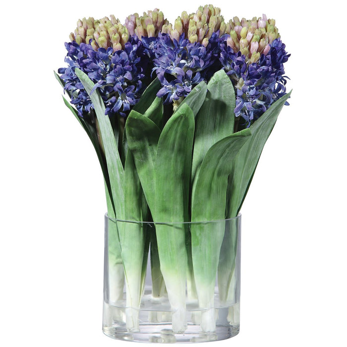 Uttermost Etta Hyacinth Bouquet