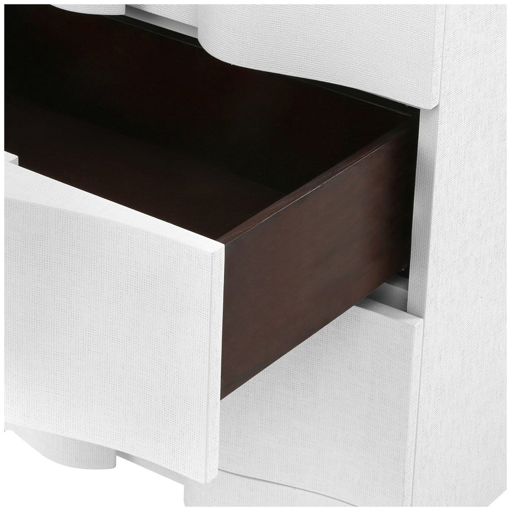 Bungalow 5 Bardot 3-Drawer Side Table