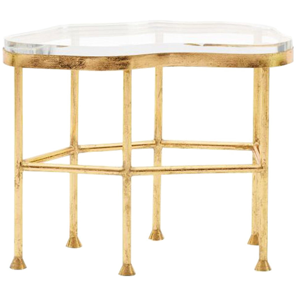 Bungalow 5 Cristal Side Table - Gold