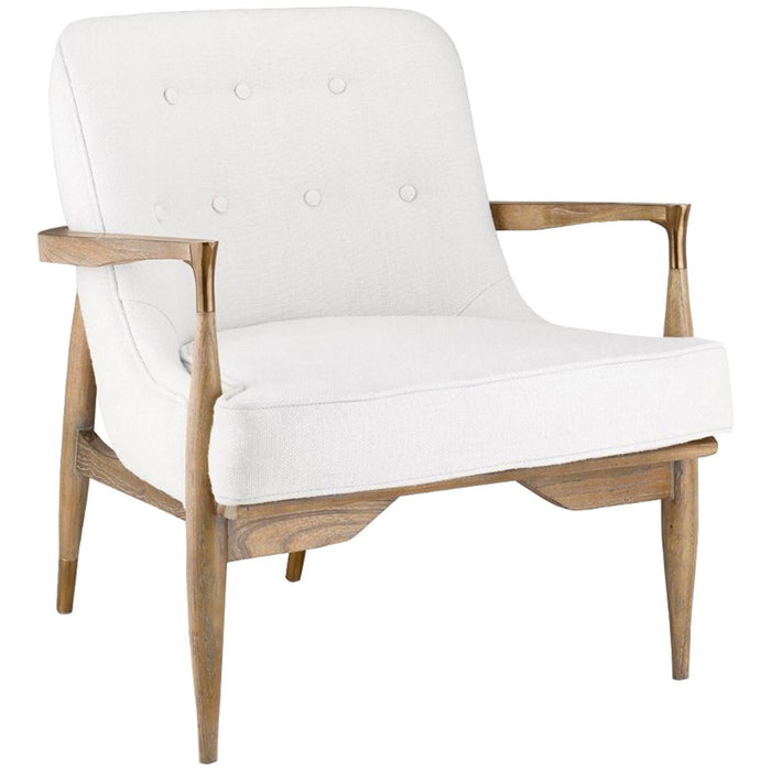 Bungalow 5 Frans Lounge Chair - Driftwood