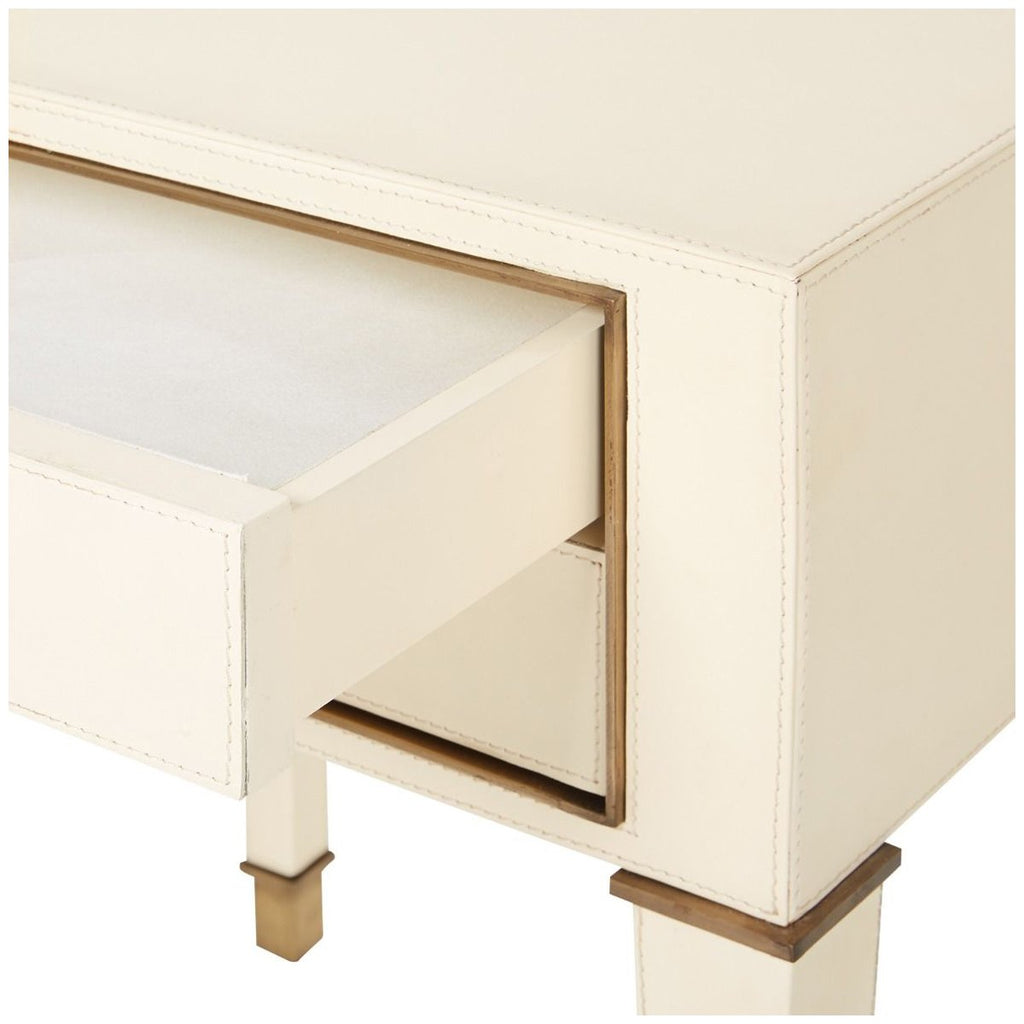 Bungalow 5 Hunter 2-Drawer Side Table