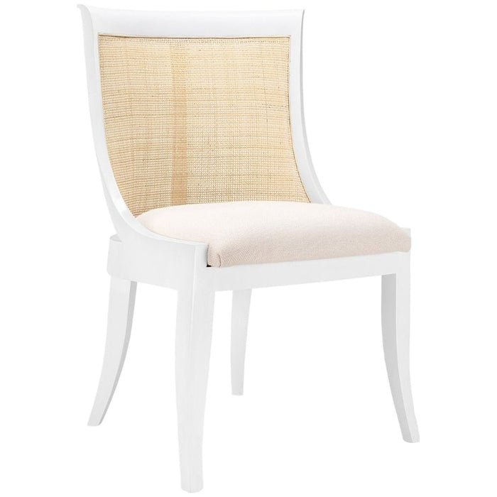 Bungalow 5 Monaco Armchair - White