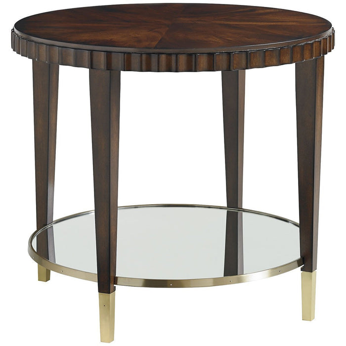 Caracole Catch a Glimpse... Side Table