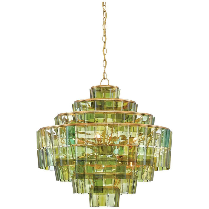 Currey and Company Sommelier Chandelier