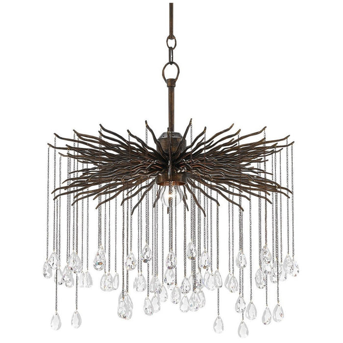 Currey and Company Fen Chandelier - Small