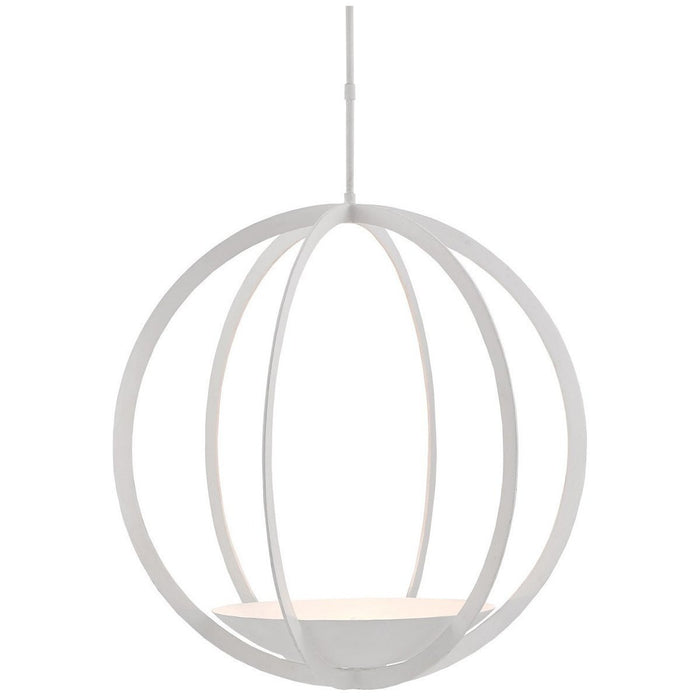 Currey and Company Moondance Orb Chandelier