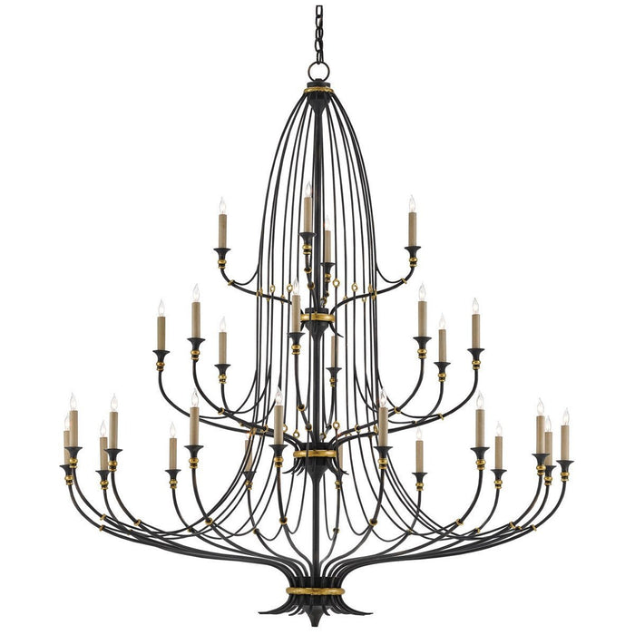 Currey and Company Folgate Chandelier