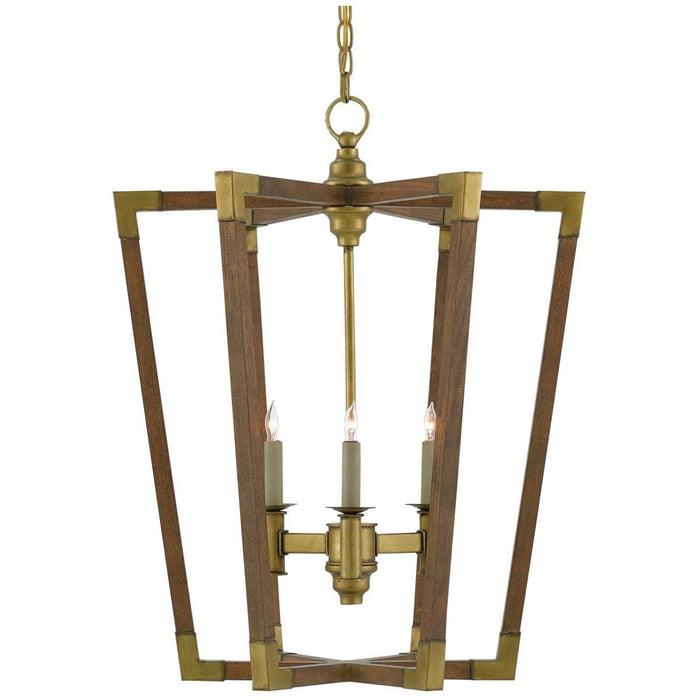 Currey and Company Bastian Chandelier - Small