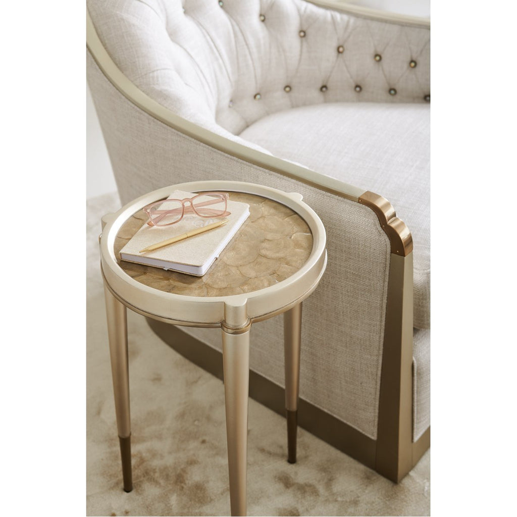 Caracole Classic Skinny Dip Table