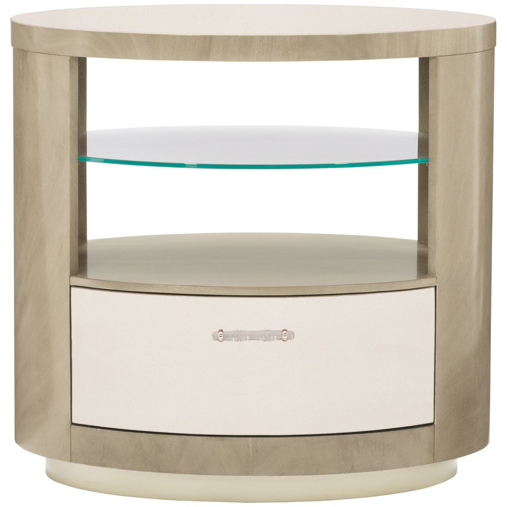 Caracole Classic Hopes And Dreams Bedside Table