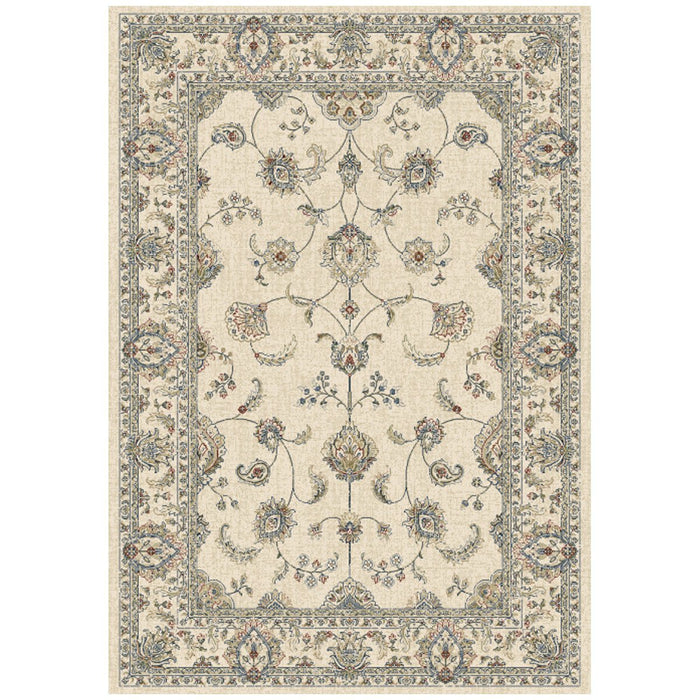 Dynamic Rugs Ancient Garden 57159-6464 Ivory Rug