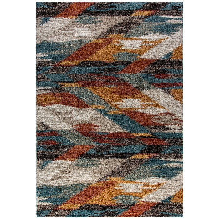 Dynamic Rugs Mehari 23063-6969 Multi Rug