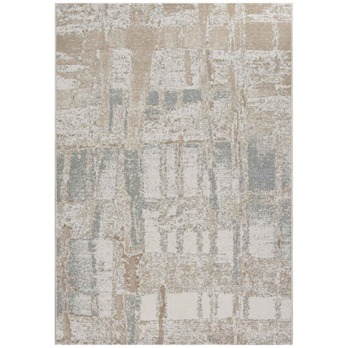 Dynamic Rugs Mysterio 1205-100 Ivory Rug