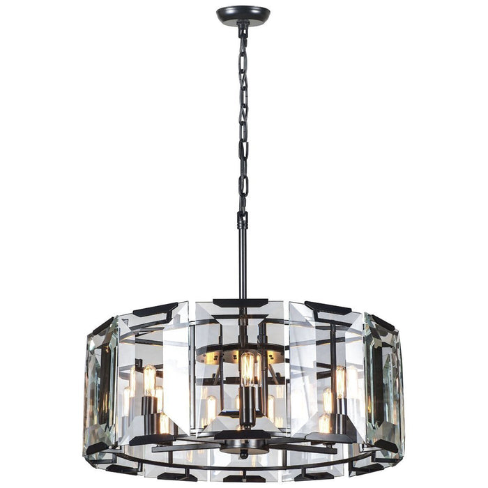 Elegant Lighting Monaco 6 Lights Pendant