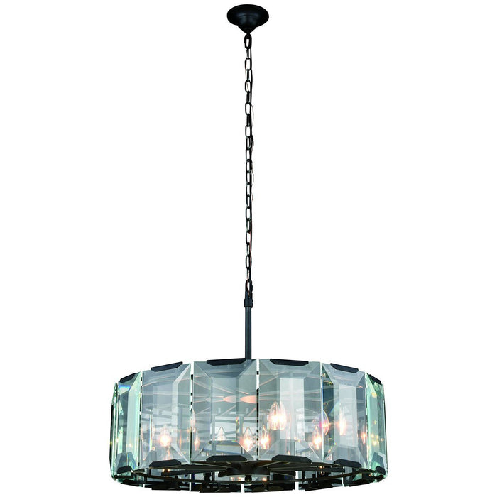 Elegant Lighting Monaco 8 Lights Pendant