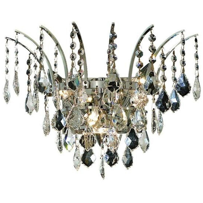 Elegant Lighting Victoria 3 Lights Wall Sconce